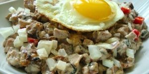 Grilled Pork Sisig Recipe