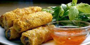 Vietnamese Fried Spring Rolls Recipe