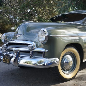 1950 Chevy Deluxe & 1969 MG For Sale!