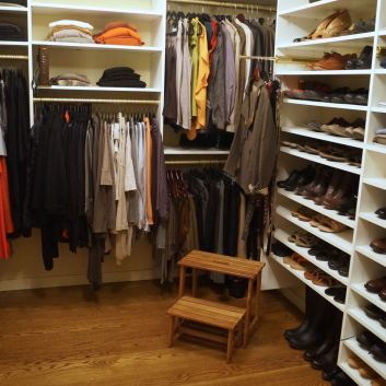 My Top 10 Closet Organizing Tips