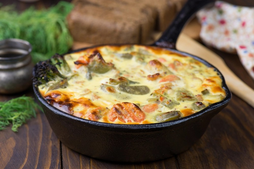 frittata yom kippur break fast recipes