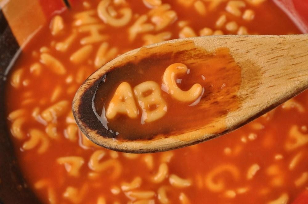 Tomato Alphabet Soup – Kveller