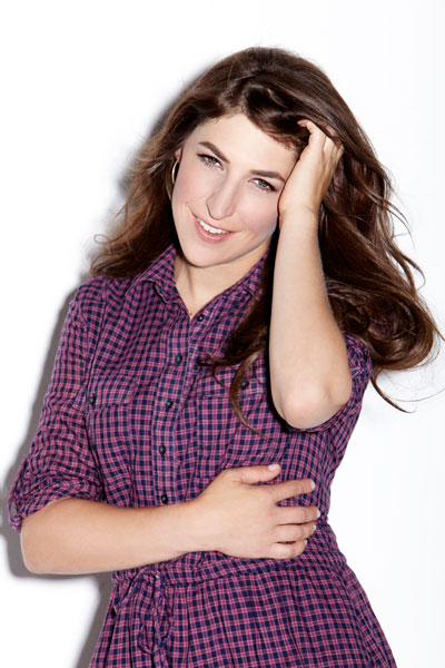 mayim-scratching-head