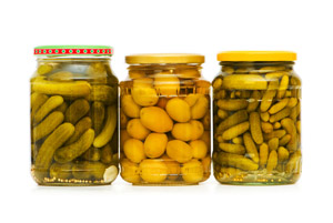 pickles-olives