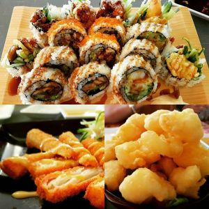 مطعم جنكي سوشي