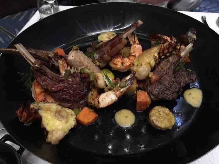 مطعم سولت للمأكولات البحرية