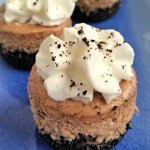 Kahlua (Mini) Cheesecakes