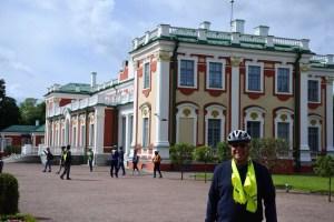 George in Tallinn