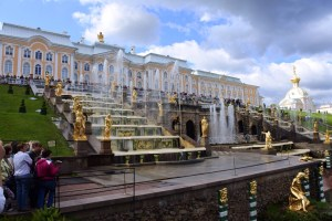 Peterhof - Fountains