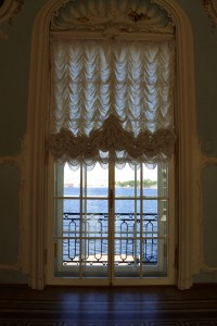 Winter Palace window
