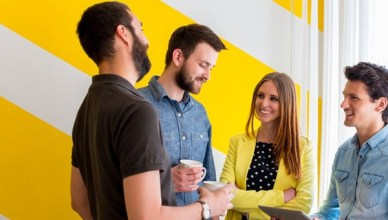 How can employers show Millennial employee recognition?