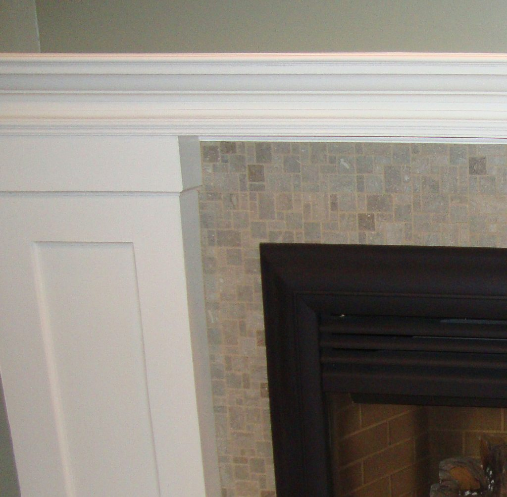 How to update fireplace