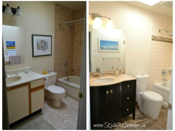 Bathroom design in nanaimo before and after ideas 2 for Bathroom cabinets nanaimo