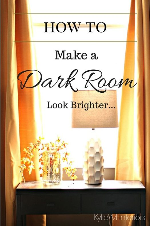 dark family room or basement look brighter decorating paint and more