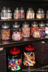 organizing ideas for kids craft and art supplies in a playroom or familyroomf budget friendly