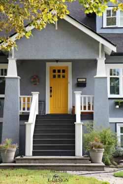 Fun Exterior Palette Similar To Sherwin Williams Rayo De Sol Yellow Front Siding Moore Kendall Charcoal Front Exterior Palette Similar To Sherwin Williams Rayo De Sol Yellow