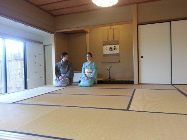 Seiza - Traditional Japanese Sitting Style