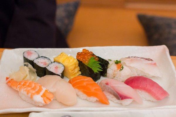 Sushi Dish, Japan