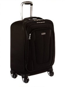 Currently I use this luggage, it is a quite handy item.