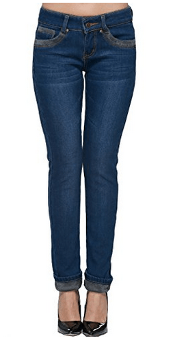 women_winter_slim_fit_thermal_jeans_pants