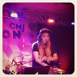 Tokimonsta putting some phat beats down at CMJ Union