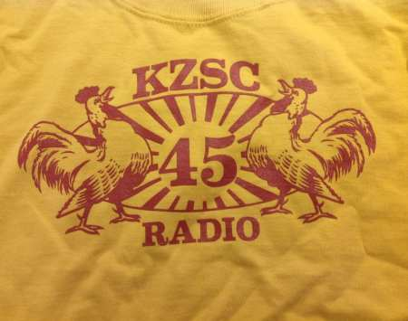 Radio Rooster Shirt front