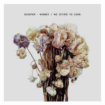 Sleater-Kinney album cover