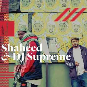 Shaheed-DJ-Supreme-album-cover
