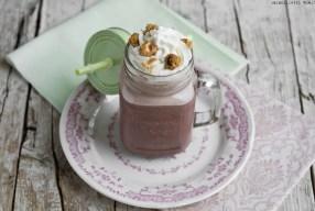 Treedom e il frappè con cacao, caffè e noci di macadamia pralinate