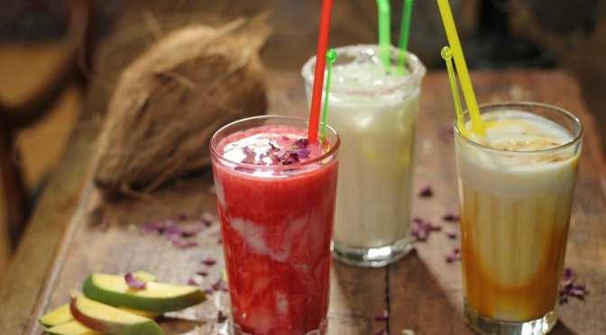 Le lassi, la boisson indienne du bien-être