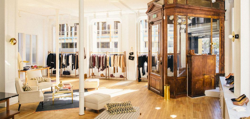 Intérieur de L'Appartement - Madame Figaro