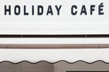 HOLIDAY : Shopping mode et joli café