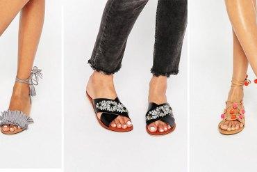Les sandales plates : it shoes de l'été