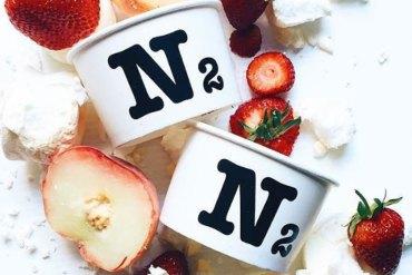 Coup de coeur pour N2, les glaces à l'azote
