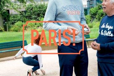 Paris! la très belle mise en lumière du Bon Marché