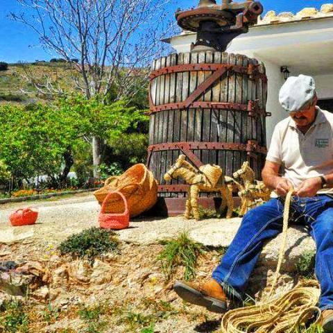 Artesanía de La Alpujarra