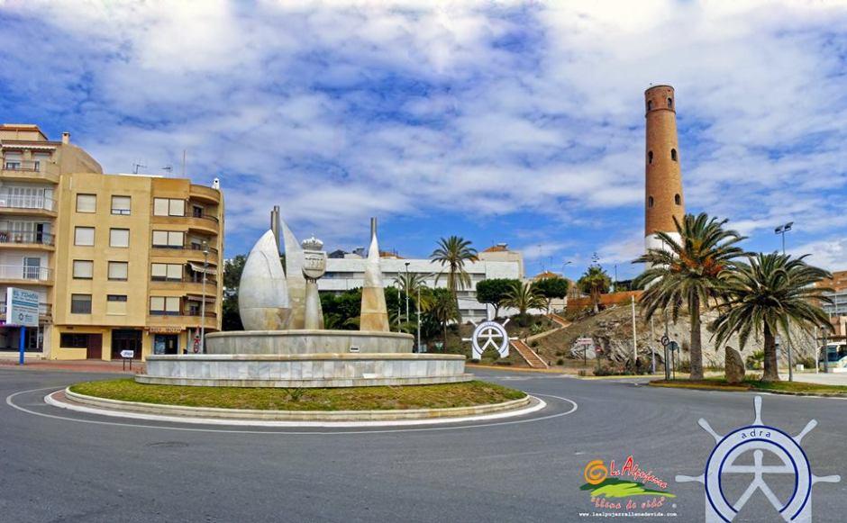 Adra - Puerto y puerta de La Alpujarra