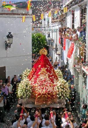 Virgen del Martirio - Ugíjar