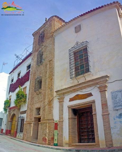Ugíjar - Convento franciscano de San Juan Bautista