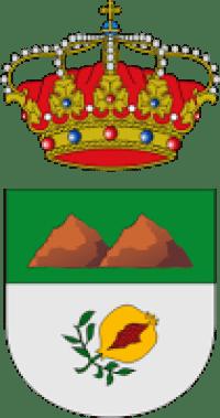 Escudo de Alcútar y Bérchules