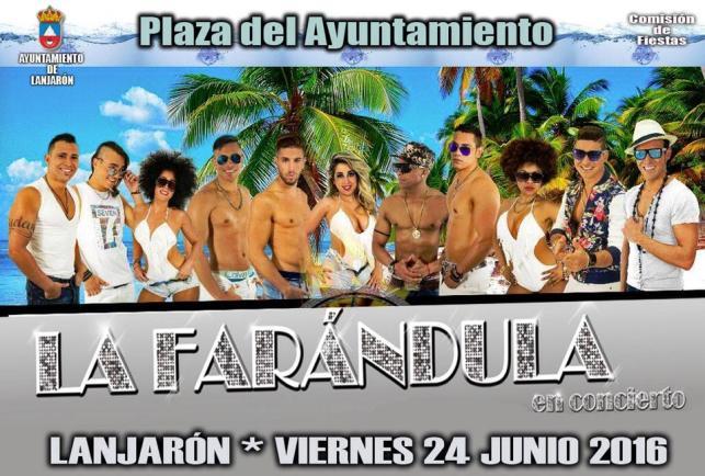 Lanjarón - Fiestas de San Juan 2016 - 3