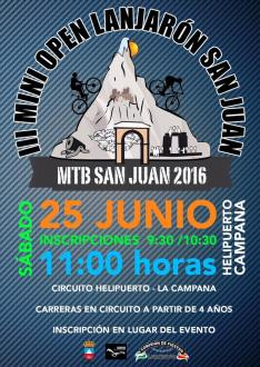 Lanjarón – Fiestas de San Juan 2016 – 25 de junio