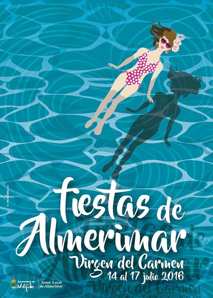 Almerimar - Fiestas Virgen del Carmen 2016