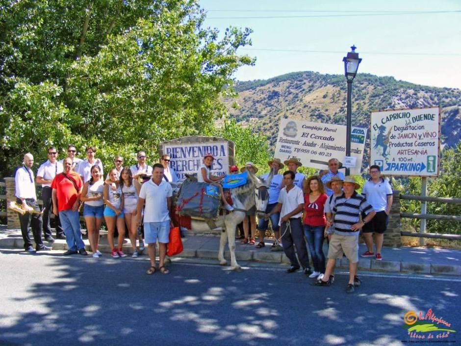 Bienvenidos a Bérchules - Nochevieja en agosto - XXII aniversario