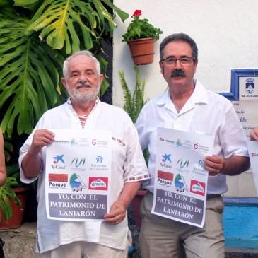 El tejido socioeconómico de Lanjarón se une para poner en valor el Patrimonio del municipio