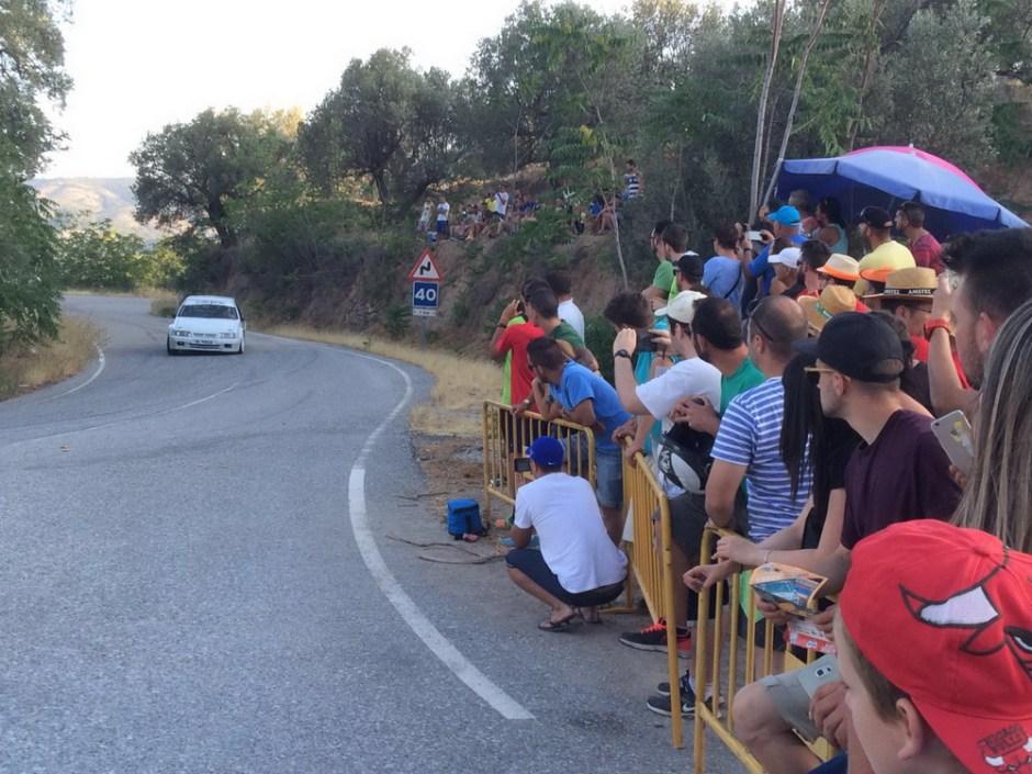 IV Subida al Cerro de los Cañones de Lanjarón