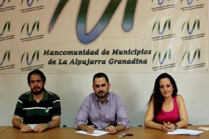 La Alpujarra actualiza sus Planes Locales de Emergencias por Incendios