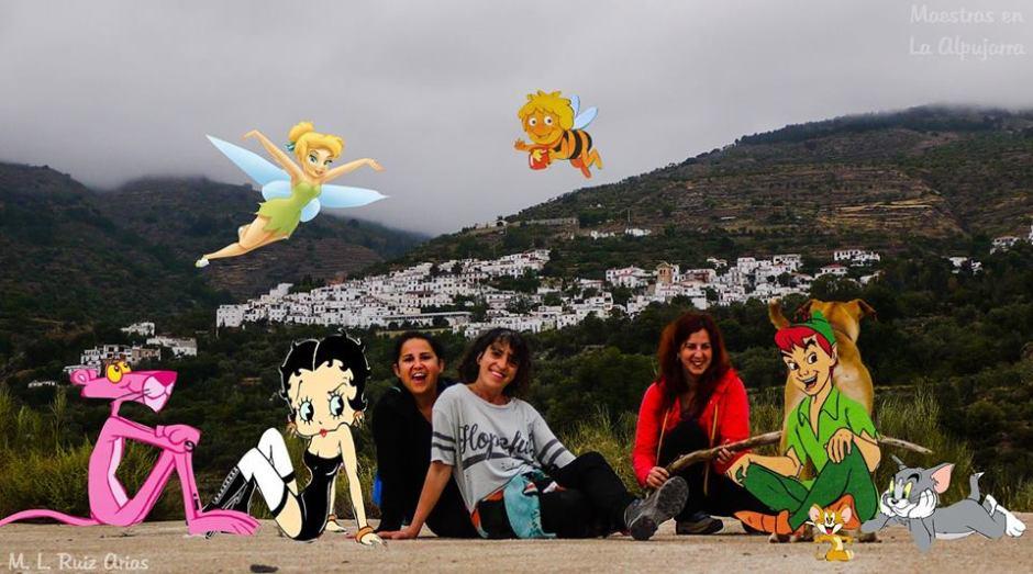 Maestras en La Alpujarra