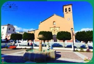 Ugíjar - Iglesia Virgen del Martirio - Autor Fradu Producciones