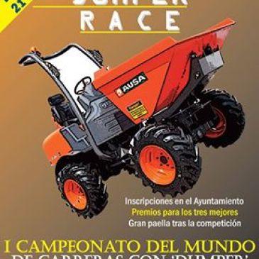 Lanjarón – I World Dúmper Race